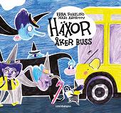 Cover for Häxor åker buss