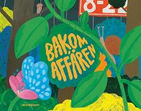 Cover for Bakom affären