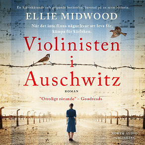 Cover for Violinisten i Auschwitz