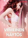 Cover for Viimeinen näytös – eroottinen novelli