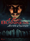 Cover for A Bad Business