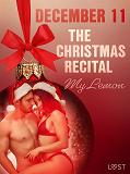 Cover for December 11: The Christmas Recital – An Erotic Christmas Calendar