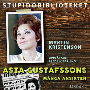 Cover for Asta Gustafssons många ansikten