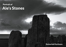 Cover for Ale's Stones: A study in Black and white
