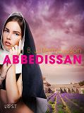 Cover for Abbedissan - erotisk novell
