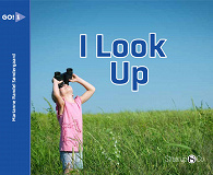 Cover for I Look Up