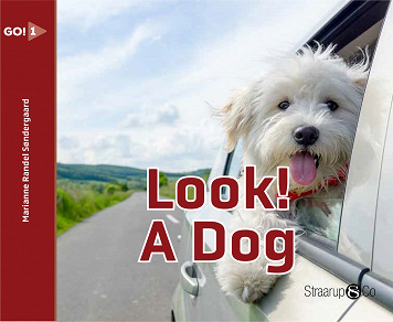 Cover for Look! A Dog