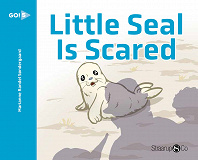 Cover for Little Seal is Scared