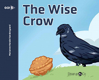 Cover for The Wise Crow