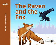 Cover for The Raven and the Fox