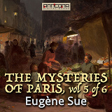 Cover for The Mysteries of Paris vol 5(6)