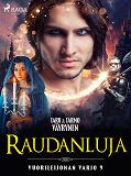 Cover for Raudanluja
