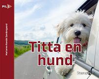 Cover for Titta en hund