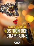 Cover for Ostron och champagne