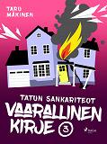 Cover for Vaarallinen kirje