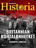 Cover for Britannian kohtalonhetket