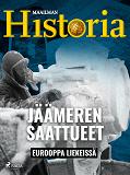 Cover for Jäämeren saattueet