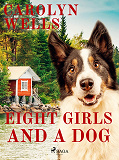 Cover for Eight Girls and a Dog