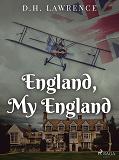 Cover for England, My England