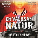 Cover for En våldsam natur