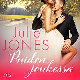 Cover for Puiden joukossa - eroottinen novelli