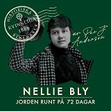 Cover for Nellie Bly: Jorden runt på 72 dagar
