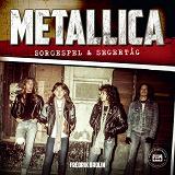 Cover for Metallica: sorgespel & segertåg