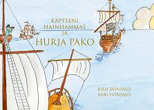 Cover for Kapteeni Hainhammas ja hurja pako
