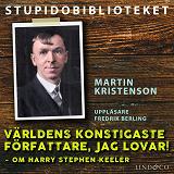 Cover for Världens konstigaste författare, jag lovar! - om Harry Stephen Keeler