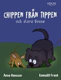 Cover for Chippen från tippen och stora Bosse